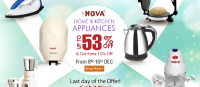 Upto 53% Off To Get Extra 10% Off on Home and Kitchen