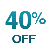Minimum 40% off on Men , Women & Kids Branded Clothing