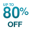Get Up to 80% Off on Women's Apparel