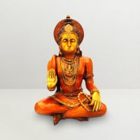 Pure Divine Blessing Hanuman Red