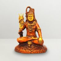 Pure Divine Blessing Shiva Red
