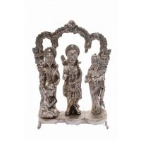 Pure Divine Ram Darbar Silver Plated