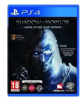 Middle - Earth : Shadow of Mordor Game of the Year Edition PS4