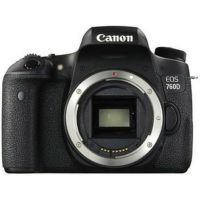 Canon EOS 760D Camera with 18-135mm Lens