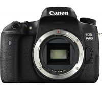 Canon EOS 760D DSLR Camera Body Only