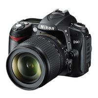 Nikon D90 12.3MP DSLR Camera with 18-105mm Lens
