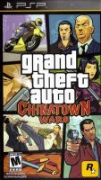 Grand Theft Auto China Town Wars - PSP