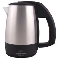 Morphy Richards Voyager 300 0.5Ltr Electric Kettle Stainless Steel