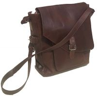 S.S.LEATHERS Women's Hand Bags Brown color standard size