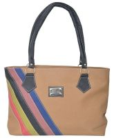 violet Women's Shoulder Bag (Multi-Coloured, TBBR71A)
