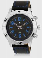 Dvine Sd7033-Bl01 Black/Black Analog Watch