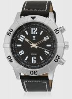 Dvine Sd7033-Bk01 Black/Black Analog Watch