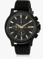 Maxima Attivo 27720Pmgb Black/Black Chronograph Watch