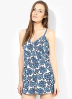 Dorothy Perkins Paisley Wrap Playsuit
