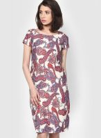 Magnetic Designs Multicoloured Printed Shift Dress