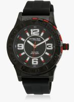 Q&Q Da34j515y-M Black/Black Analog Watch