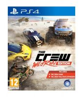 The Crew: Wild Run Edition PS4