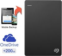 Seagate Backup Plus Slim 2TB USB 3.0 External Hard Drive