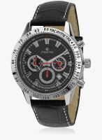 Maxima Attivo 24151Lmgi Black/Black Chronograph Watch