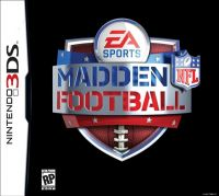 Madden NFL Football Games - 3DS