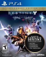 Destiny : The Taken King Legendary Edition PS4