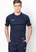 Nike Blue Squad Flash Trng Top