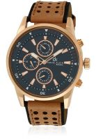 Daniel Klein Dk10430-1 Brown /Grey Analog Watch