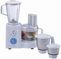 Bajaj Master Chef 600W Food Processor & Juicer Mixer Grinder