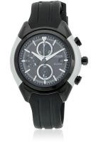 CITIZEN Eco-Drive Ca0286-08E Black/Black Chronograph Watch