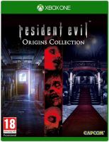 Resident Evil Origins Collection for Xbox One