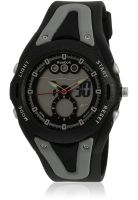 Reebok I19032 Black/Grey Analog & Digital Watch