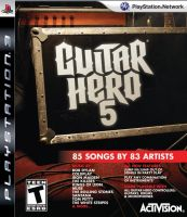 Guitar Hero 5 for PS3