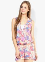MIAMINX Multicoloured Printed Jumpsuit
