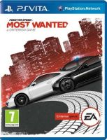 Need For Speed: Most Wanted - 2012 - PS Vita