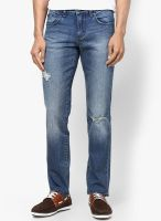 Calvin Klein Jeans Blue Skinny Fit Jeans