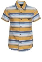 U.S. Polo Assn. Yellow Casual Shirt