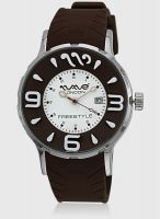 Wave London Wl-Fs-Cb Brown/Brown Analog Watch