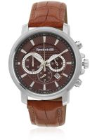 Reebok I19650 Brown/Brown Chronograph Watch