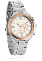 Giordano 1549-66 White/Silver Chronograph Watch