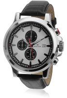Maxima Attivo 27712Lmgi Black/White Chronograph Watch