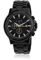 Maxima Attivo 27720Cmgb Black/Black Chronograph Watch