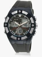 Maxima Fiber Collection Black/Black Digital Watch