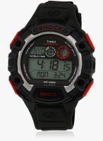 Timex T49973 Black/Grey Digital Watch