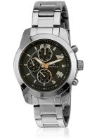 Maxima Attivo 27142Cmgi Silver/Black Analog Watch