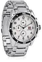 Tommy Hilfiger Th1790738/D Silver/White Chronograph Watch