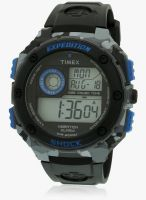 Timex Tw4b003006s-Sor Black/Grey Digital Watch