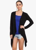 MSMB Black Solid Shrug